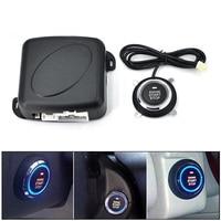 10pcs Lot Via DHL Auto Push Button Car Start Stop System RFID Lock Ignition Switch Keyless