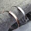 Simples moda jóias pulseira da moda senhora edição ms han linda pulseira feminina dinheiro pulseira de prata sólida moda