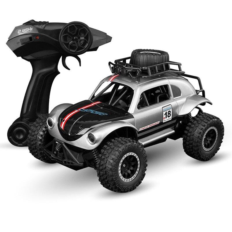 все цены на Original Remote Control RC Cars Toys 1/14 2.4GHz 25km/H Independent Suspension Spring Off Road Vehicle RC Crawler Car Kids Gifts онлайн