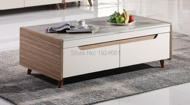 Modern Coffee Table 2016 Wood Coffee Table Folding Direct Selling Mesas Mirrored Furniture Wooden With Desktop New Model Tea solid pine wood folding round table 90cm natural cherry finish living room furniture modern large low round coffee table design
