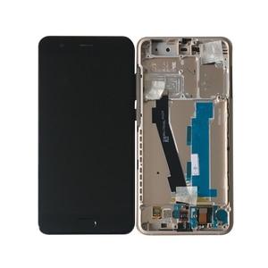 """Image 3 - 5.5 """"Original M & Sen pour Xiao mi mi Note 3 écran daffichage LCD + écran tactile numériseur avec empreinte digitale avec cadre mi Note 3 + outils"""