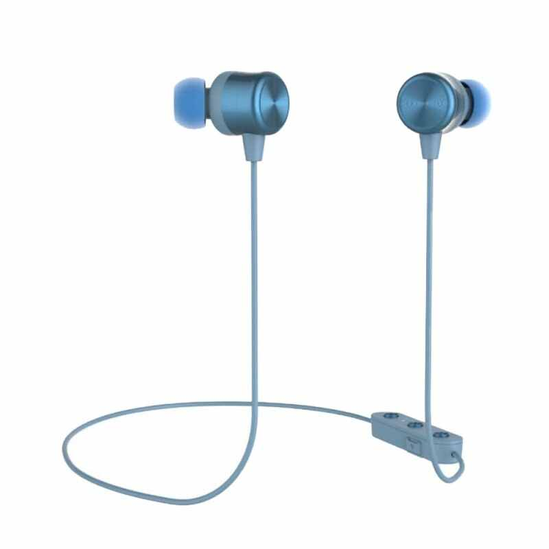 Беспроводные Bluetooth 5,0 спортивные наушники в ухо Стиль X-neck Halter Magic B наушники провод управления Пшеница мягкий комфортный материал