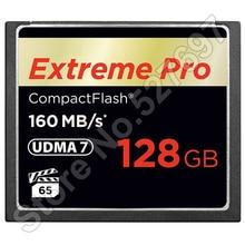 Marca Extreme PRO 1067×128 GB Tarjeta CF de 64 GB 32 GB UDMA 7 tarjeta de memoria compactflash para canon nikon slr cámara digital videocámara dv