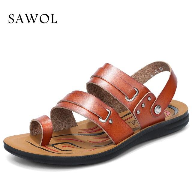 Men Women Summe Slipper Sandals Straps Beach Casual Shoes Home