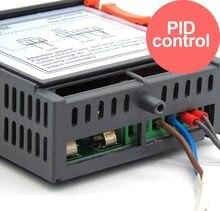 Contrôle PID de haute précision, précision 0.1C, température de chaleur pour boîte d'incubation