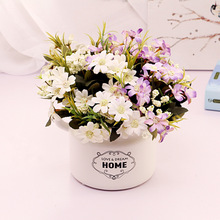 Nordic Ceramic Inserted Ceramic White Tabletop Vase Home Decoration Chinese Arts And Crafts Luxury Fashion Exquisite Modern Vase