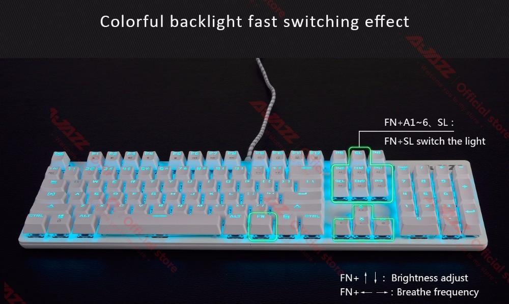 mechanical keyboard brown