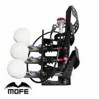 MOFE Racing Floor Mounted Kit Car Cable Clutch Pedal Box With Master cylinder: 0.75inch