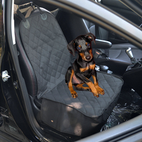 Waterproof Car Pet Seat Covers Dog Auto Safety Travel Hammock Car Bed Seat Cover Mat
