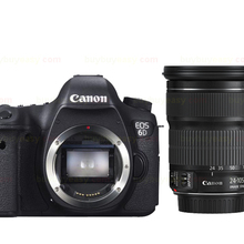 New Canon EOS 6D 20.2 MP DSLR Camera Body With EF 24-105mm f