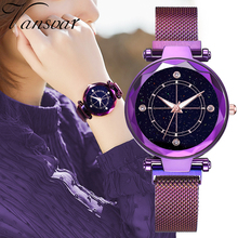 zegarek damski Luxury Women Watches Ladies Magnetic Clock Fashion Diamond Female Quartz Wristwatches relogio feminino