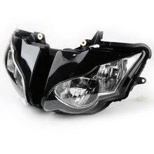 Мотоцикл Запчасти головной светильник противотуманные лампы в сборе для Honda CBR1000RR CBR 1000 RR CBR 1000RR 2008 2009 2010 2011 08 09 10 11