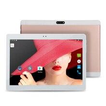 Бесплатная доставка DHL 2017 ОС Android 7.0 10 inch Tablet 4 г FDD LTE Octa core 4 ГБ Оперативная память 64 ГБ Встроенная память 1920*1200 IPS детский подарок bluetooth gps WI-FI