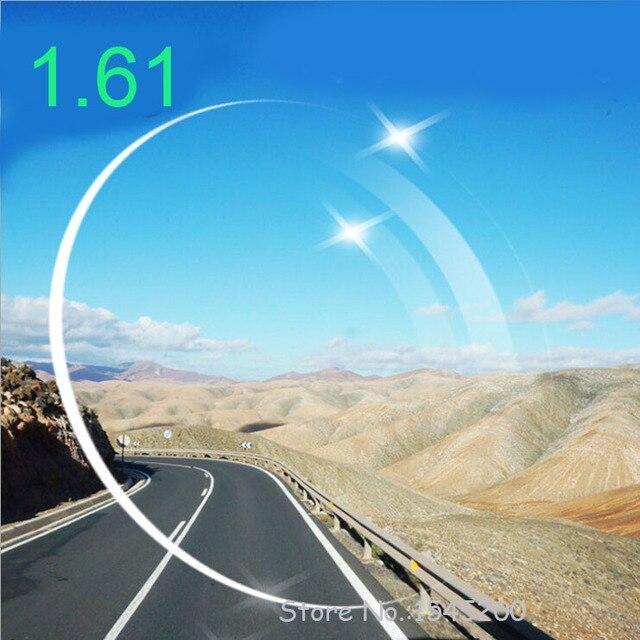 1.61 индекс, очки для зрения, линзы для близоруких, прозрачные ...