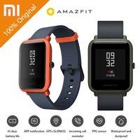 English Version Xiaomi Huami Amazfit Bip Pace Youth Smart Watch Mi Fit 1 28 Screen 32g