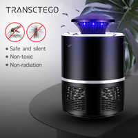 Mosquito Killer Lamp Bug Zapper Anti Mosquito Trap Flies USB Muggen Insect Killer LED UV Night Light Electric Repellents Lamps