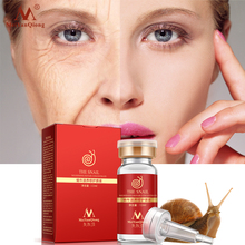 12ML Snail 100% Essence Hyaluronic Acid Liquid Whitening Spot Shrink Pores Ampoule Anti-Acne Regenerative !