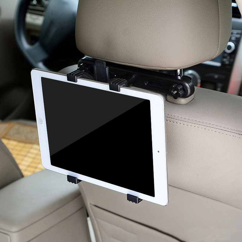 Phone Stand Holder Car Mount Holder Back Seat Headrest For iPad 2 3/4 Air Air 6 ipad mini