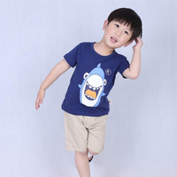 Good Quality T shirt Fashion Casual Short Sleeve Cute Cotton Material small size