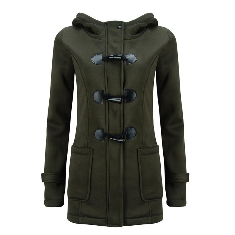 Women Coat New Autumn Winter Basic Jacket XXXXL 5XL Plus Size Sweatshirt Solid Hooded Zip Top Bomber European Style Outerwear