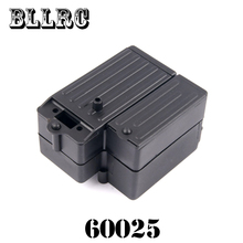 HSP RC Car Part 60025 Battery Receiver Case RC 1:8 Truck 94760 74761 9