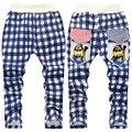 Otoño 2016 ropa de los nuevos niños boy pantalones vaqueros de los niños al por mayor pantalones para niños y niñas 2-7Y