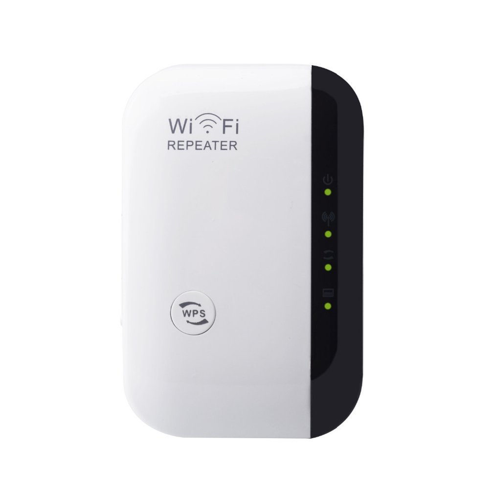 2.4 GHz Wireless 300Mbps Wi-Fi 802.11 AP Wifi Range Router Repeater Extender Booster Easy for Installation for vip drop shipping