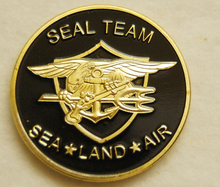Hot sales US custom coin  low price US NAVY SEAL TEAM BLACK Enamel Coin  high Quality  coin FH810217 все цены