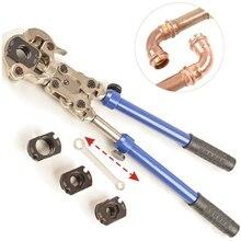 Обжимные инструменты для труб U16-32mm и TH16-32mm с телескопической ручкой головка 360 градусов