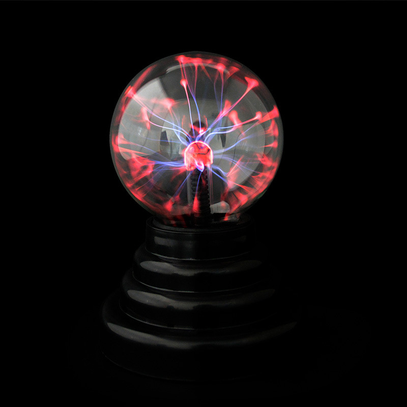magia usb plasma bola brinquedo antiestresse ciencia 04