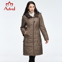 Hot Women S Jacket Trench Coat Fashion Long Trench Hooded Plus Size Ladies Outwear Astrid 2018