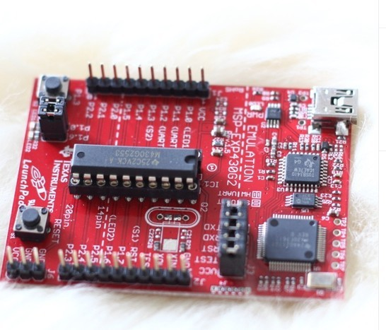 Freeshipping MSP430 development board MSP-EXP430G2 LaunchPad an incremental graft parsing based program development environment