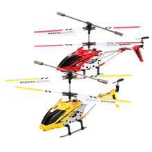 Hot Sale Syma S107g 3.5 Channel Mini Indoor Co-Axial Metal RC Helicopter Built in Gyroscope