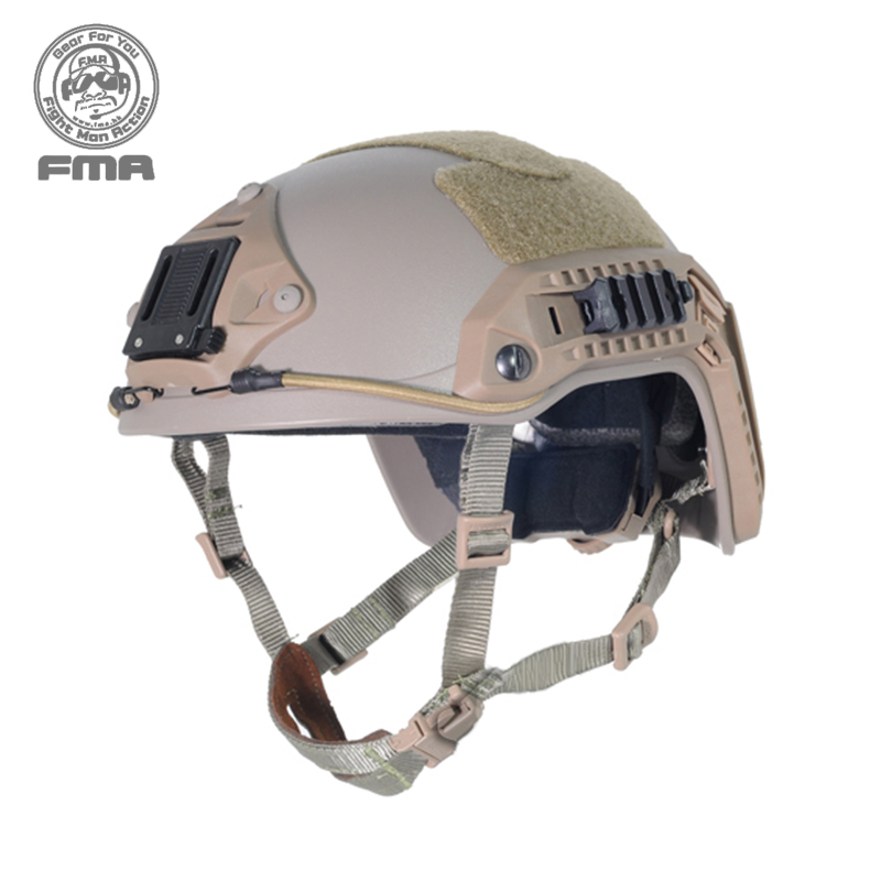 FMA tactique Maritime casque MH Type ABS chasse militaire w/NVG linceul L/XL taille Airsoft casque sport 836