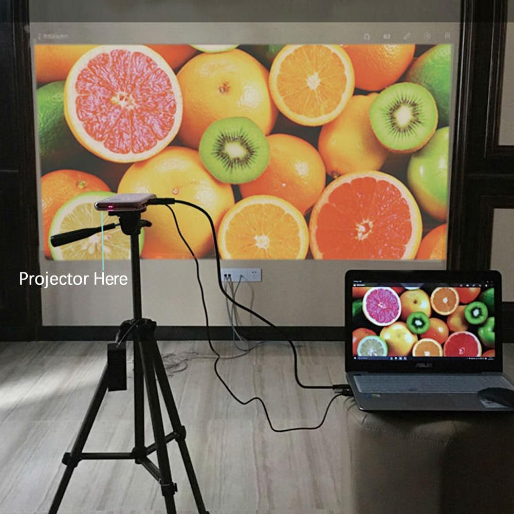 Semua orang Dapat Proyektor Pocket Mini Celular Smartphone Projektor - Audio dan video rumah - Foto 6