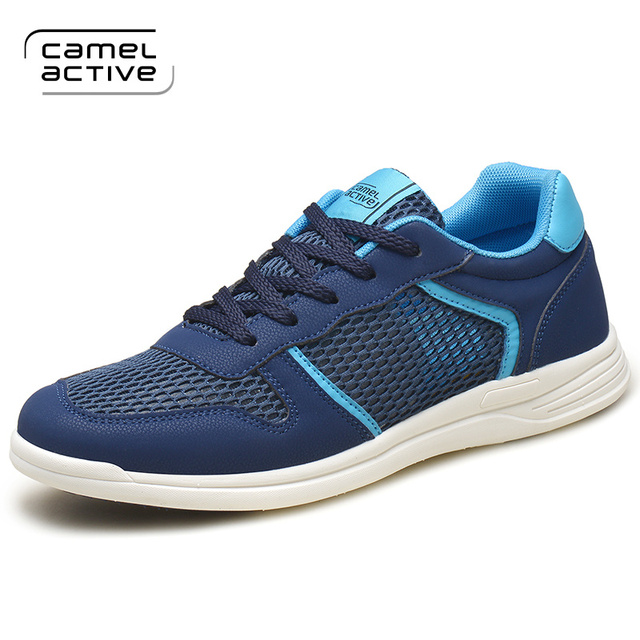 sale retailer 2feb2 76b1a US $68.0 |Camel Active 2018 Spring Summer Breathable Light Mesh For Men  Sneakers Male Shoes Casual Shoes Adult Walking Couples Footwear-in Men's ...