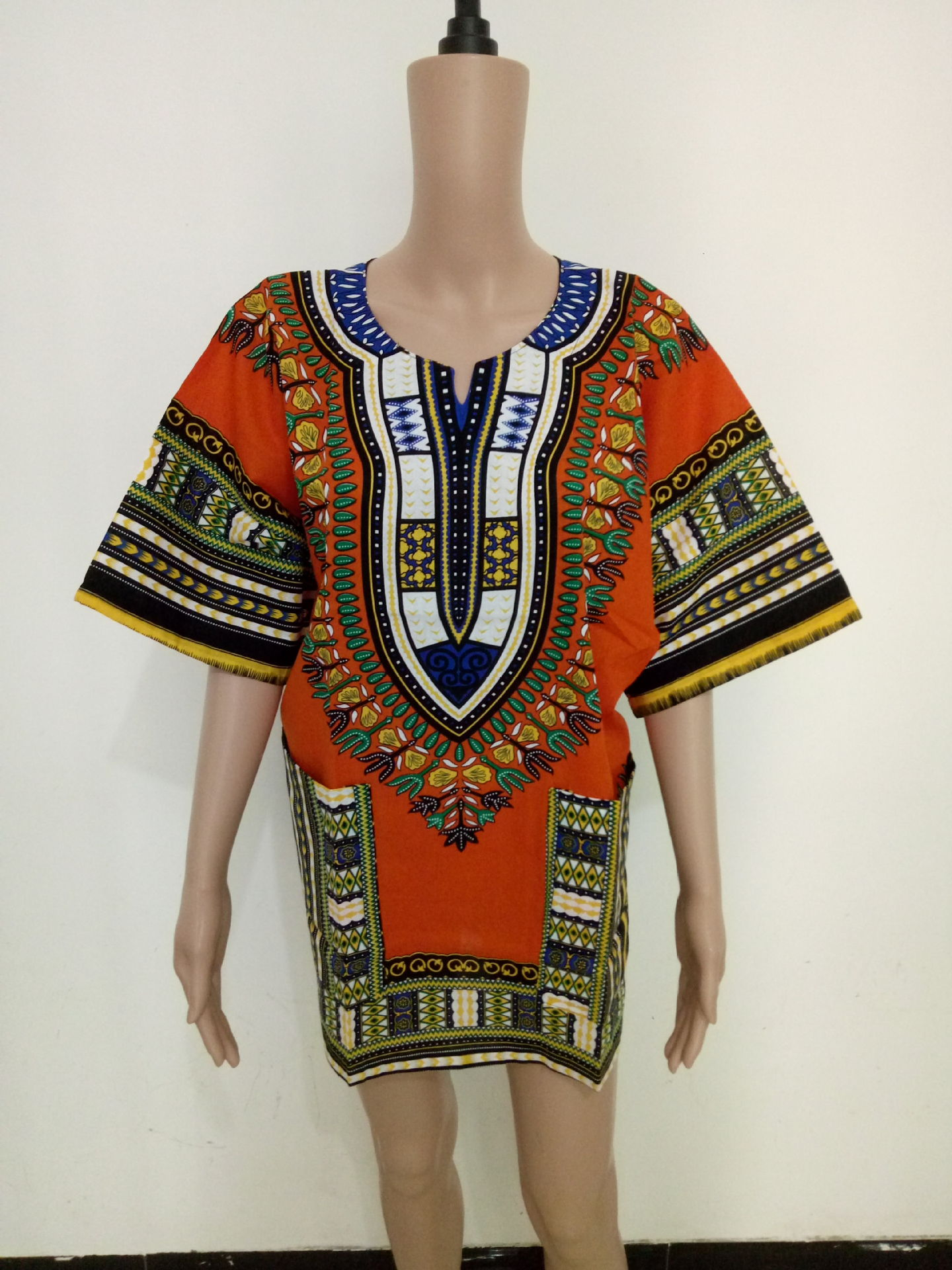 Calcas masculina tradition femmes africaines tops mujer bazin robe - Vêtements nationaux - Photo 2