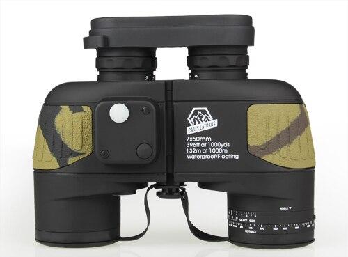 Tactical Hunting Shooting Waterproof 7X Telescope Binoculars CL3-0040Khaki