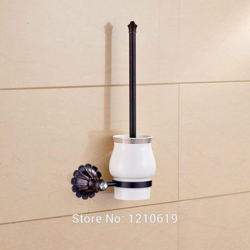 Interessant Online Kaufen Großhandel bronze wc bürste aus China bronze wc  FA67