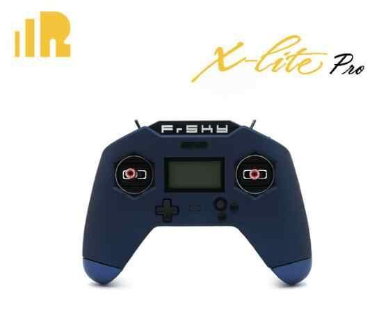 FrSky Taranis X LITE x-lite Pro 2.4GHz 24CH nadajnik radiowy dłuższy zakres telemetrii dla RC Drone gotowy w magazynie