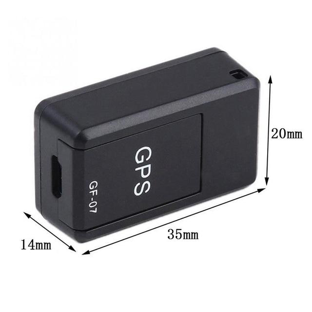 Mini dispositif de suivi magnétique de longue veille de voiture de traqueur de GPS pour le système de localisation de GPS de traqueur de voiture/personne 4