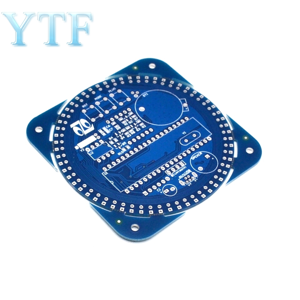 Display Module Alarm Electronic Digital Clock Led Temperature Professional Making Air Conditioning Power Board Printed Circuit Diy Kit Learning 5v With Shell Ds1302 In Demo Accessories From