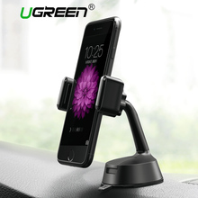 Ugreen Holder Stand Universal Car Phone Holder Air Vent Mount Holder 360Degree Adjustable Mobile Phone Holder for iPhone Samsung