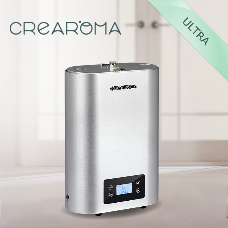 Crearoma Electric wall mounted aroma diffuser scent air dispenser for Sale crearoma ionizing scent air machine micron diffusion aroma diffuser