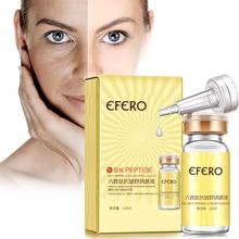лучшая цена EFERO Anti Wrinkle Face Serum Whitening Serum Moisturizing Cream Anti Aging Face Fine Lines Shrink Pore Acne Treatment Skin Care