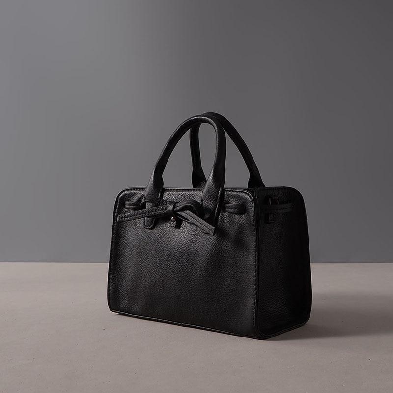 ФОТО Women's handbags shoulder bag real leather messenger bags fashion Satchel design crossbody leisure Drawstring Bag bolsa feminina