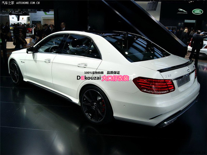 Fit for <font><b>Mercedes</b></font>-Benz E <font><b>W212</b></font> E200 E260 E300L E63 AMG carbon fiber rear spoiler rear wing image