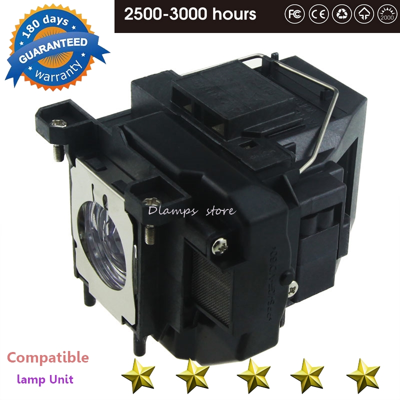 Image 4 - H433B EB S02 EB S11 EB S12 EB W12 EB W16  EB X12 EB X14 EB X14G EH TW550 EX3210 Projector Lamp ELP67 V13H010L67 for EPSON-in Projector Bulbs from Consumer Electronics