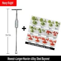 Newest 2 In 1 Slide Hammer Dent Puller Kit Car Paintless Dent Repair Hail Removal Kit