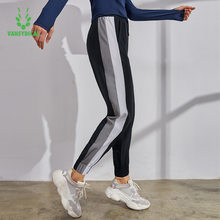Vansydical Womens Slim Training Yoga Leggings Sport Running Broek Sportkleding Workout Broek Vrouwelijke Jogging Gym Joggingbroek(China)